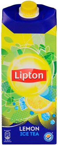 Lipton Ice Tea lemon pak tetra x 1,5 l