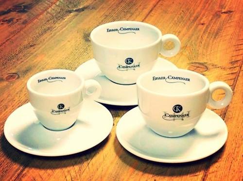 Campenaer koffieschotel 12.5 cm
