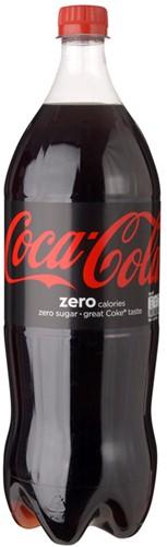 Coca Cola Zero pet 6 x 1,5 l