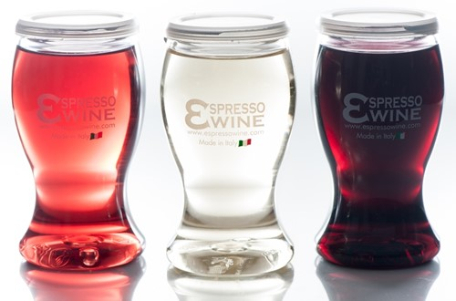 Espressowine Rosato doos 30 x 18, 7 cl