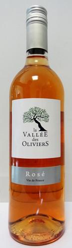 La Vallee des Oliviers Rose 6 x 0,75 l