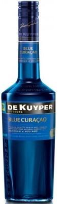 De Kuyper Blue Curacao fles 0.7 l