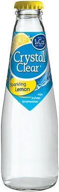 Crystal Clear Lemon krat 28 x 0,2 l