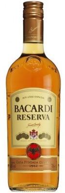 Bacardi Reserva fles 0.7 liter