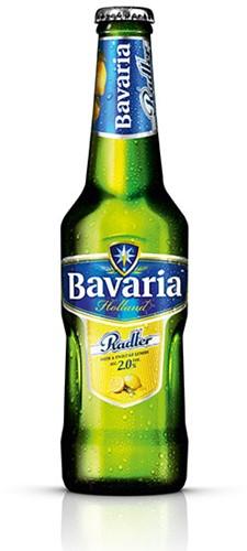 Bavaria Radler Lemon 2.0 krat 24 x 0,3 l