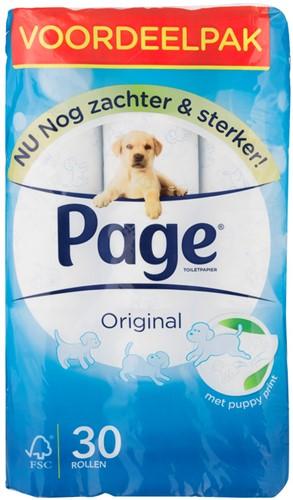 Page Plus toiletpapier pak 30 rollen