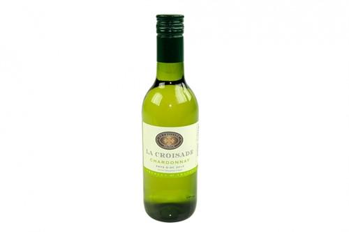 La Croisade Chardonnay Pays d'Oc fles 0,25 l