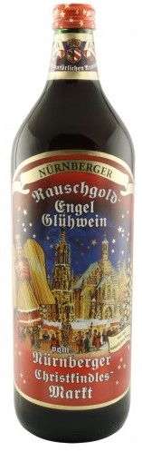 Rauschgold Engel Gluhwein fles 1 liter
