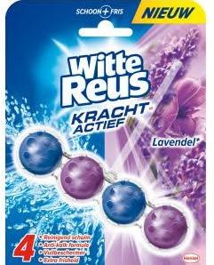 Witte Reus WC Kracht Lavendel 1 x 50 gr