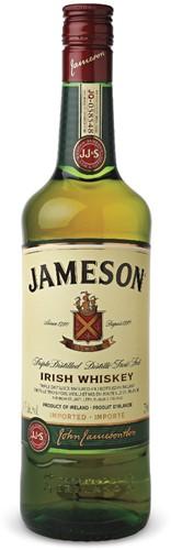 Jameson Irish Whiskey fles 1 l