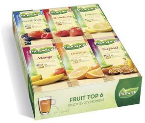 Pickwick Professioneel thee fruit top 6 box