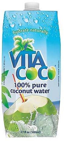 Vita Coco Natural pakje (karton) 12 x 33 cl