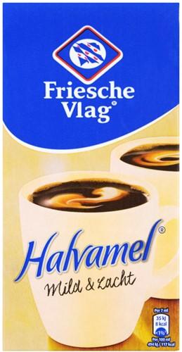 Friesche Vlag halfv.koffiemelk doos 18 x 45,5 cl