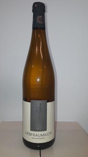 Liebfraumilch QBA Rheinhessen rijnwijn fles 0,75 l