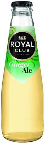 Royal Club Ginger Ale krat 28 x 0,2 l