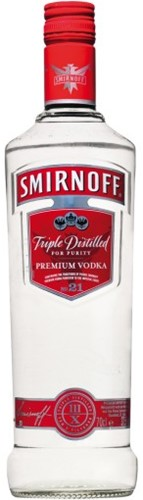 Smirnoff Wodka 37,5% fles 1,5 l