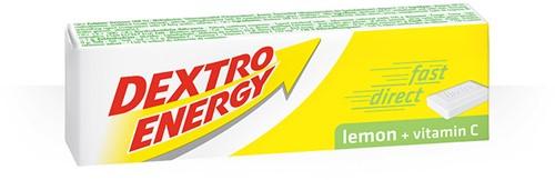 Dextro Energy citroen met vitamine C doos 24 st