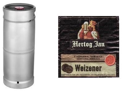 Hertog Jan Weizener fust 20 l