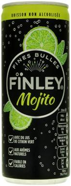 Finley Mojito blik 6 x 25 cl