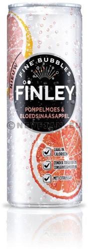 Finley Pompelmoes-Sinaasappel blik 6 x 25 cl