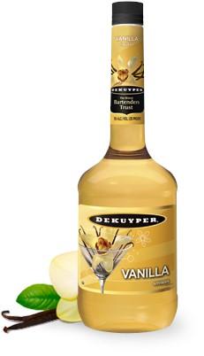 De Kuyper Vanilla fles 0,7 l
