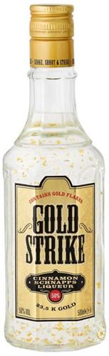 Bols Gold Strike fles 0,5 l