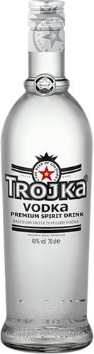 Trojka Wodka Pink fles 0,7 l