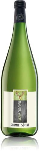 Schmitt-Sohne Jagerschoppen witte wijn zoet fl 1 l