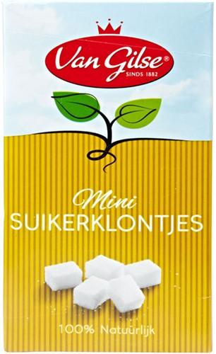 Van Gilse suikerklontjes mini doos 4 x 500 gr