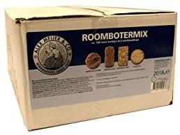 Alex Meijer Roombotermix ca 150 st