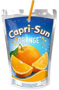 Capri-Sun Orange (40 stuks)