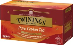 Twinings thee pure ceylon 2 x 25 gr.
