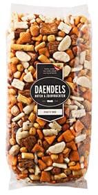 Daendels partymix zak 400 gr