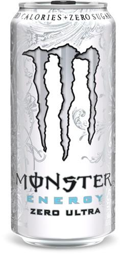 Monster Zero blik 12 x 0,5 l