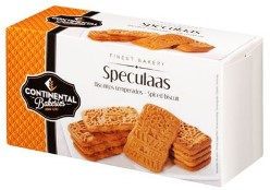 Continental Bakeries Speculaas 5 pak 450 gr.