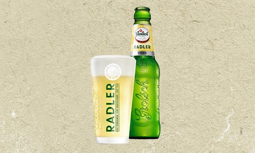 Grolsch Radler Lemon 2% krat 24 x 0,3 l