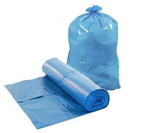 Afvalzak (Redstar) T70 donkerblauw doos 10 x 10 st