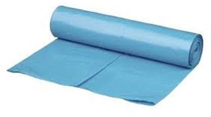 Afvalzak (Redstar) T25 lichtblauw doos 30 x 10 st