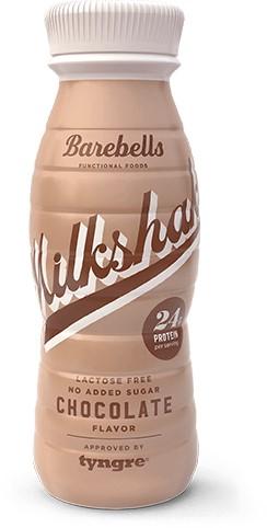 Barebells Protein Shake 8 x 0,33 l chocolate