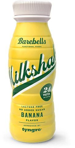Barebells Protein Shake 8 x 0,33 l banana