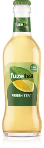 Fuze Tea Green Tea krat 24 x 0,2 l
