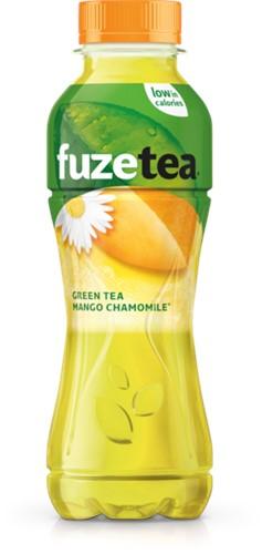 Fuze Tea Mango Chamonile pet 12 x 0,4 l