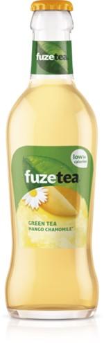 Fuze Tea Mango Chamonile krat 24 x 0,2 l