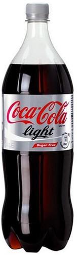 Coca Cola Light pet 8 x 1.25 l