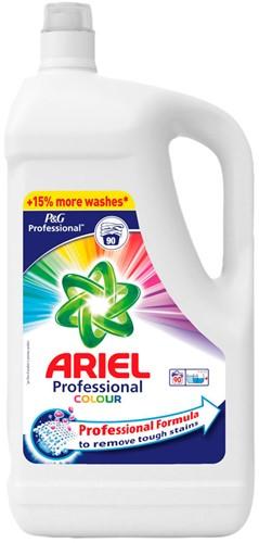 Ariel color vloeibaar fles 90 scoops