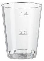 Depa borrel/medicijn glas 40 cc rol 250 st.