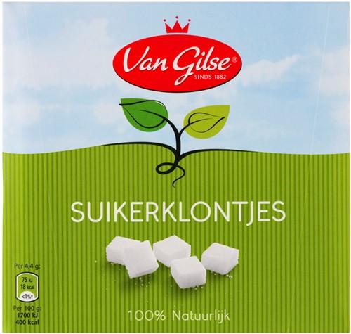 Van Gilse suikerklontjes pak 8 x 1 kg