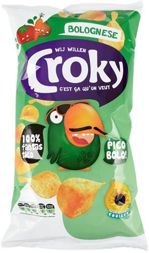 Croky chips bolognese 3 x 270 gr