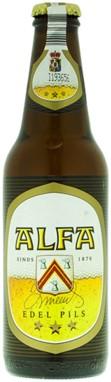 Alfa Edel Pils krat 24 x 0,3