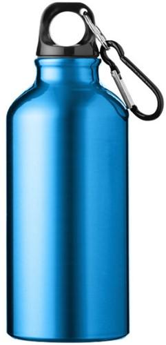 Drinkfles Oregon 500ml. met karabijnhaak  zonder of met opdruk
